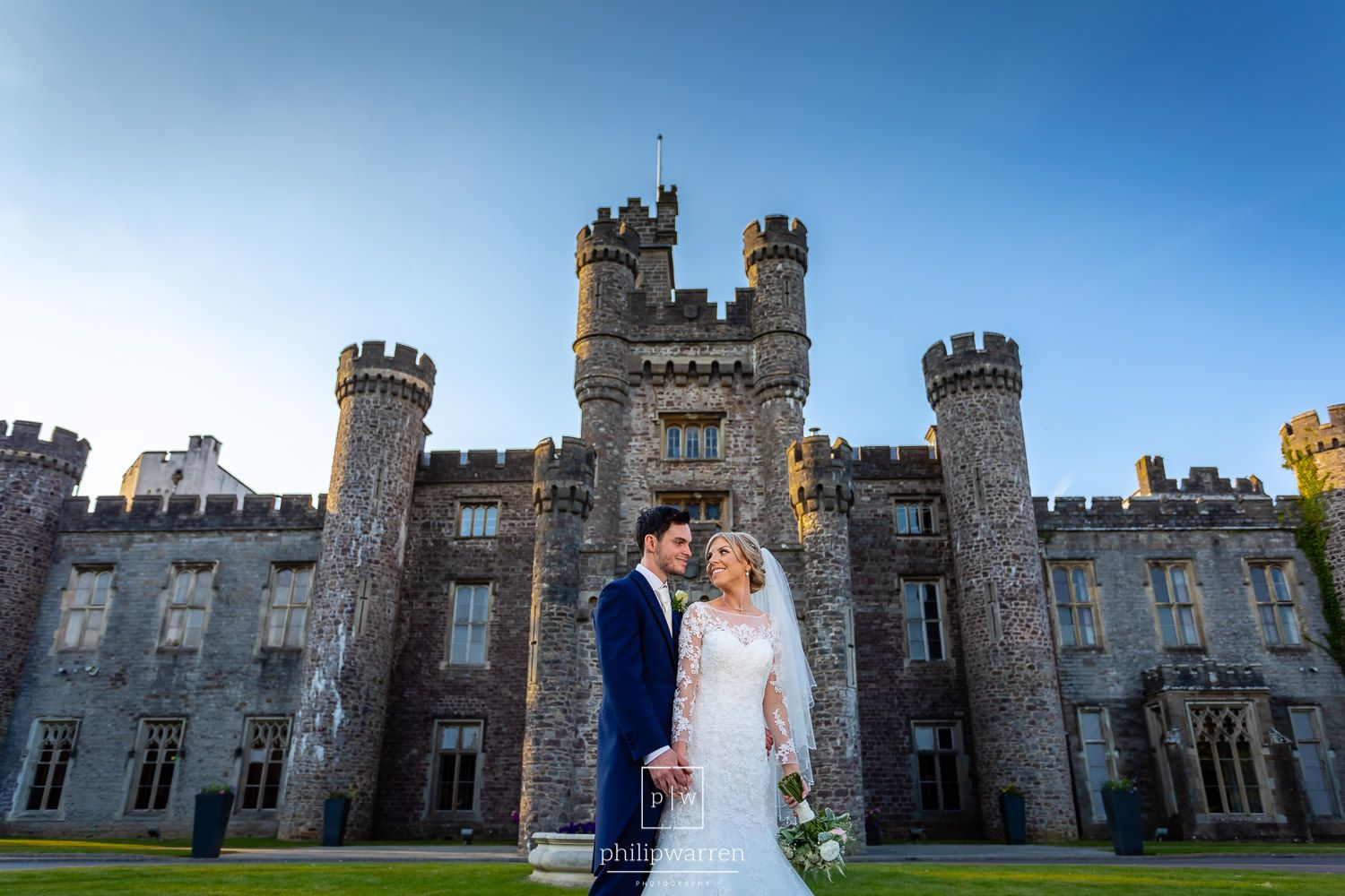 Laura and Rorys Hensol Castle Wedding Photos