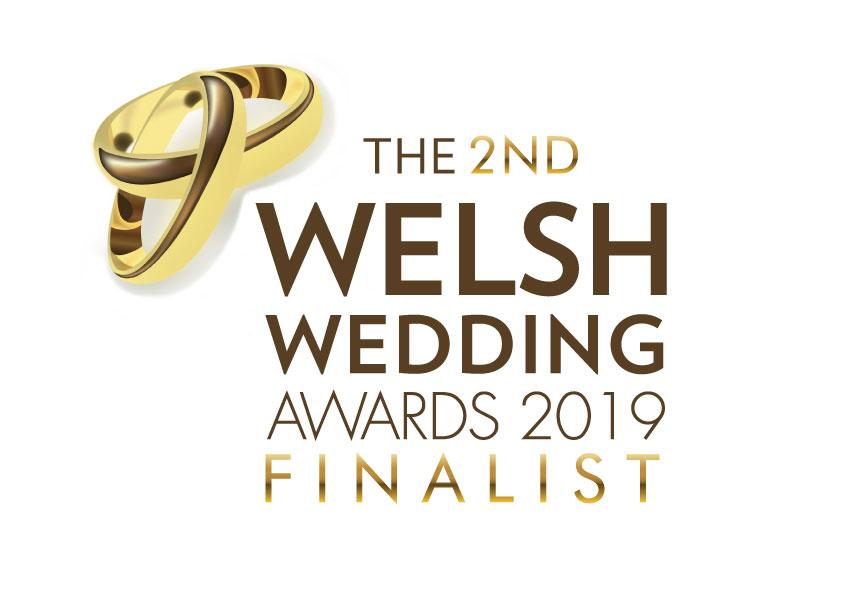Finalist Welsh Wedding Awards 2019