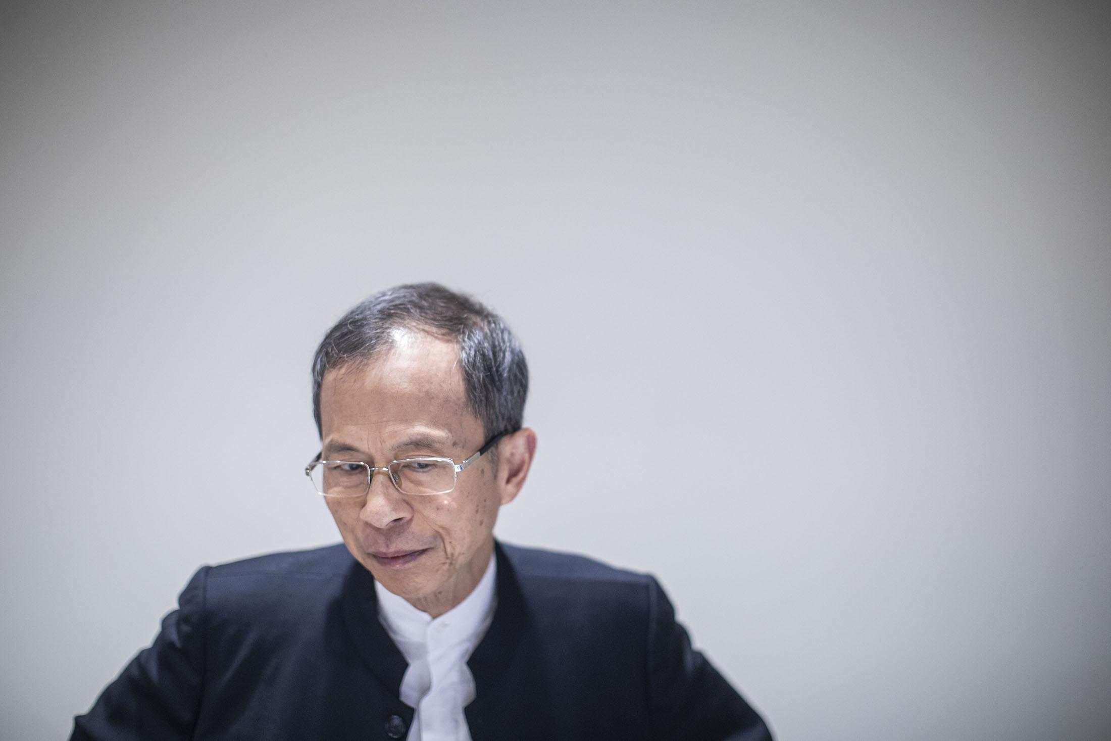 Jasper Tsang  Ex-President of Hong Kong's Legislative Council