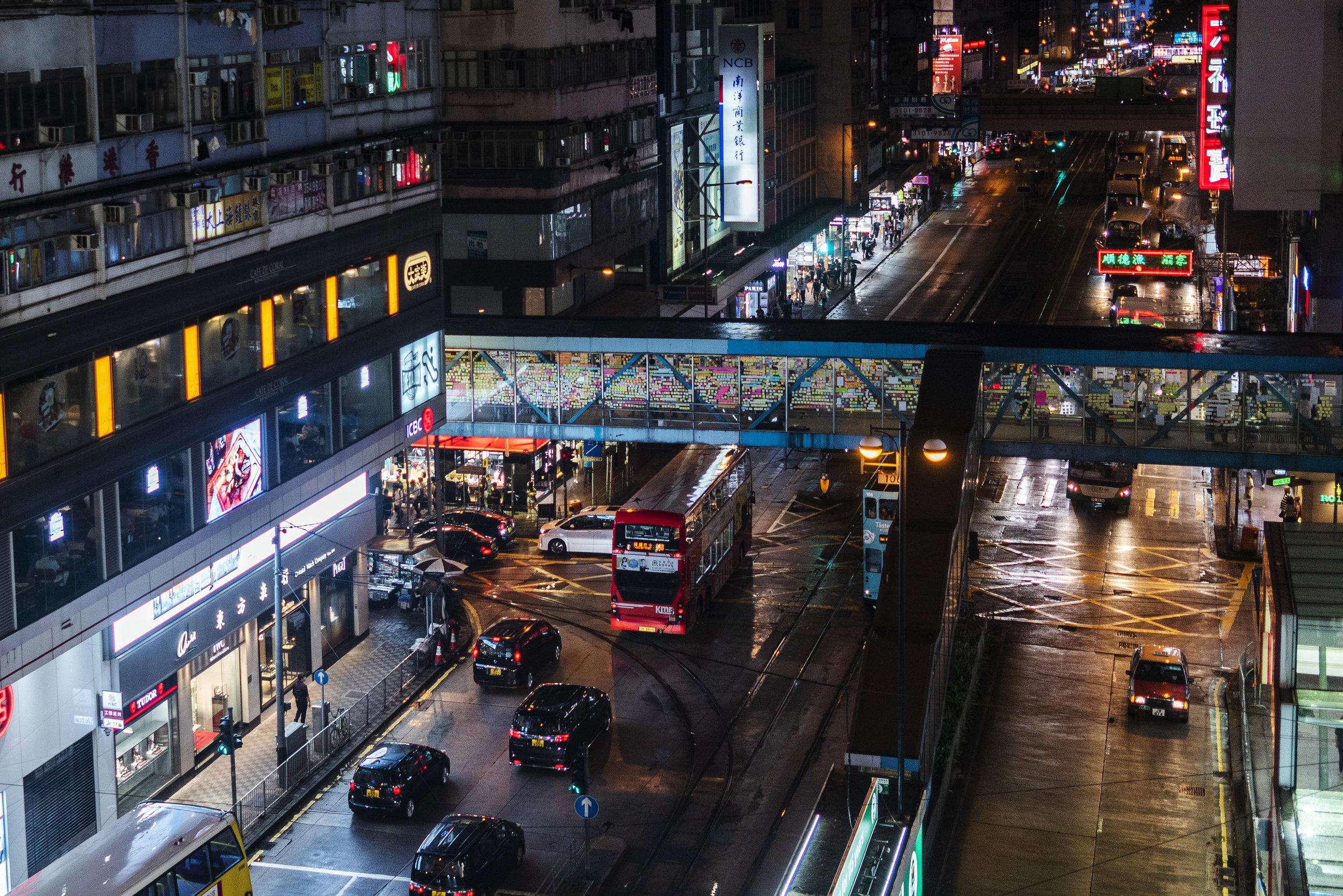 Causeway Bay, Hong Kong 香港.銅鑼灣