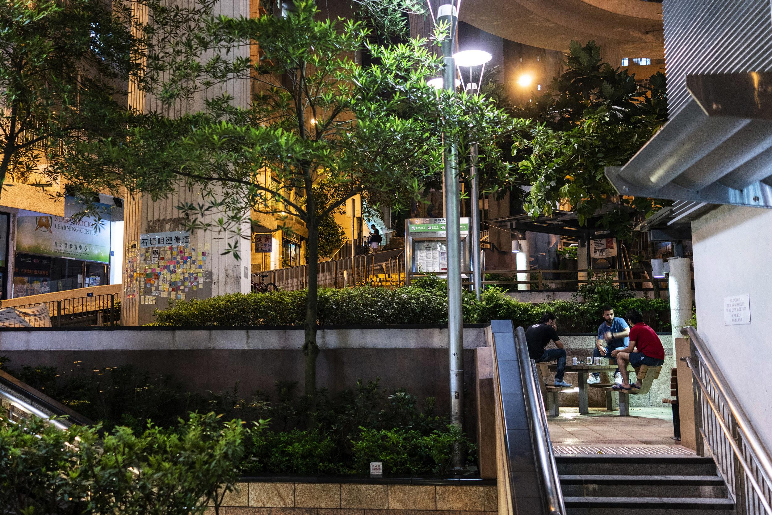 Shek Tong Tsui, Hong Kong 香港.石塘咀