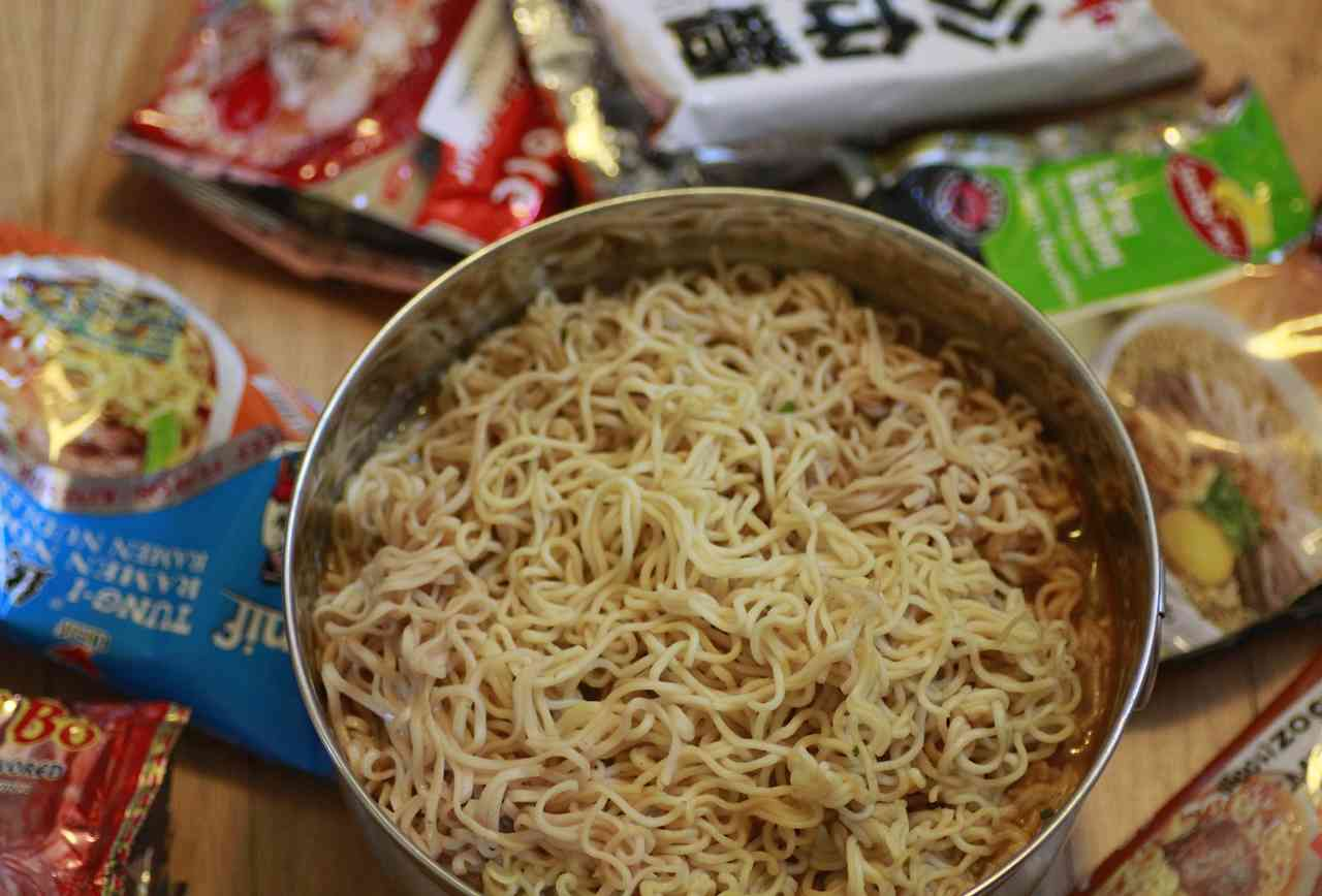 Thrillist  conveniently rated and reviewed all the instant ramen for you… if you want to take a salty trip down memory lane.