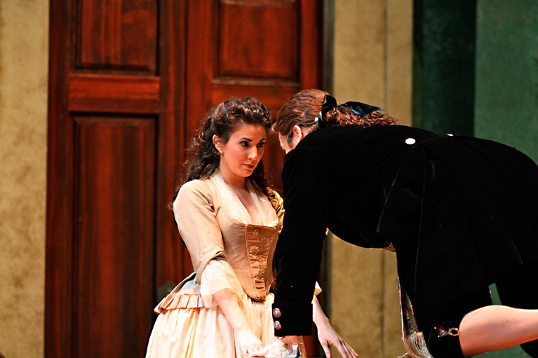 Susanna and the Count