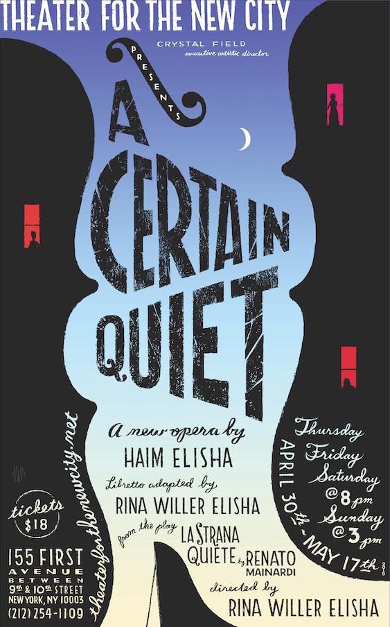 A Certain Quiet poster