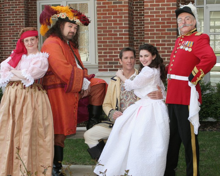 The Pirates of Penzance  Boheme Opera New Jersey Photo by Ed Kedzierski