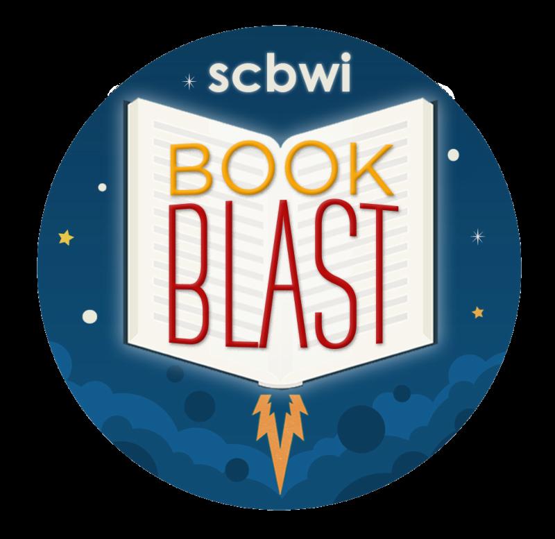 scbwi Book Blast logo
