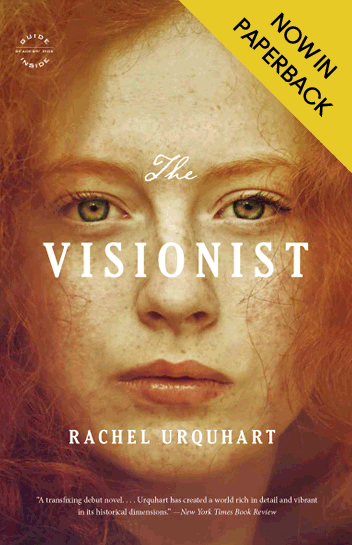 The Visionist, paperback edition, March, 2015