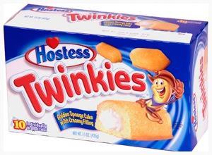 Hostess Twinkies Box