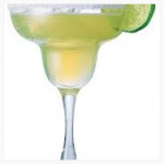 A margarita is another tropical drink that Jimmy Buffet sings about.