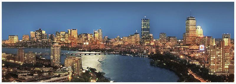 Boston skyline (source: Wikipedia)