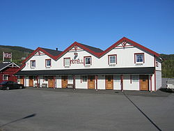 motel in Norway (source: Wikipedia)