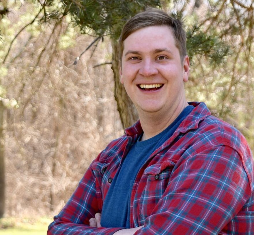 Andy Cach worked as a summer 2018 editor for  Feel Like You Belong . When he is not working on his studies in the Film/Video Production major, he can be found producing and filming improv with his Grand Rapids troupe, Plant Parenthood.