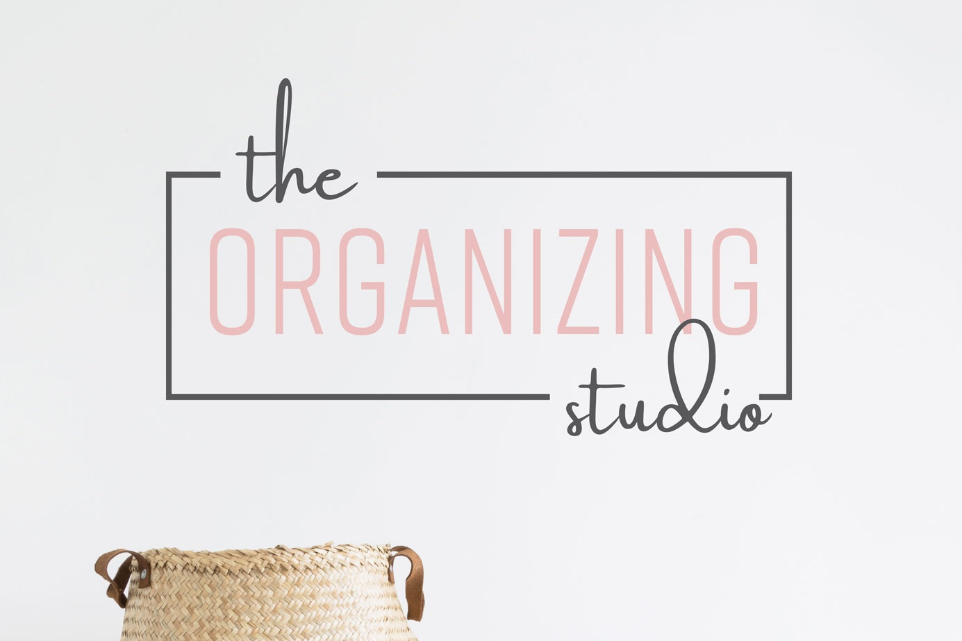 The Organizing Studio