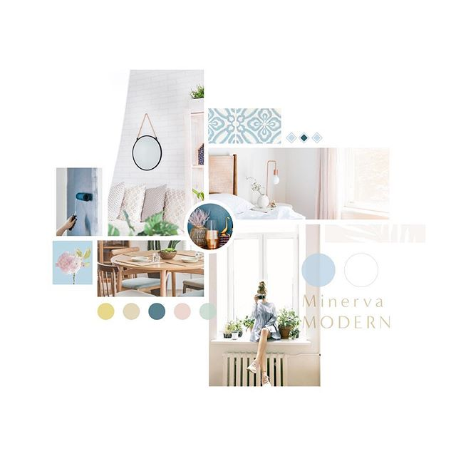 Really enjoying the direction of this mood board and am excited to get started on the next part of the project! I always love this phase of a branding project -after gathering information and narrowing it down to a clear design direction.