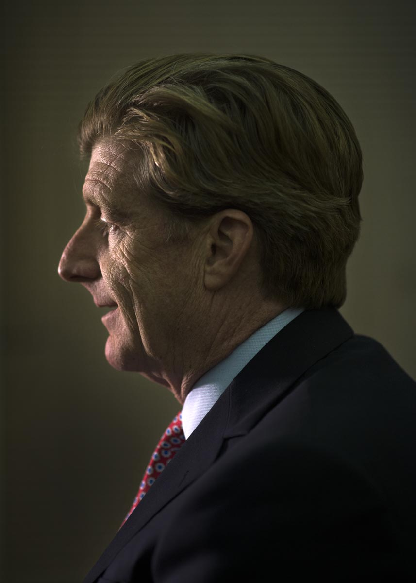 "Patrick J. Kennedy talks about his book and his history with mental illness and addiction on Monday, September 19, 2016 at the Italian Conference Center in Milwaukee. ""I want people to know that this is a treatable disease,"" said Kennedy. ""The first step towards all of this is we have to talk about it."""