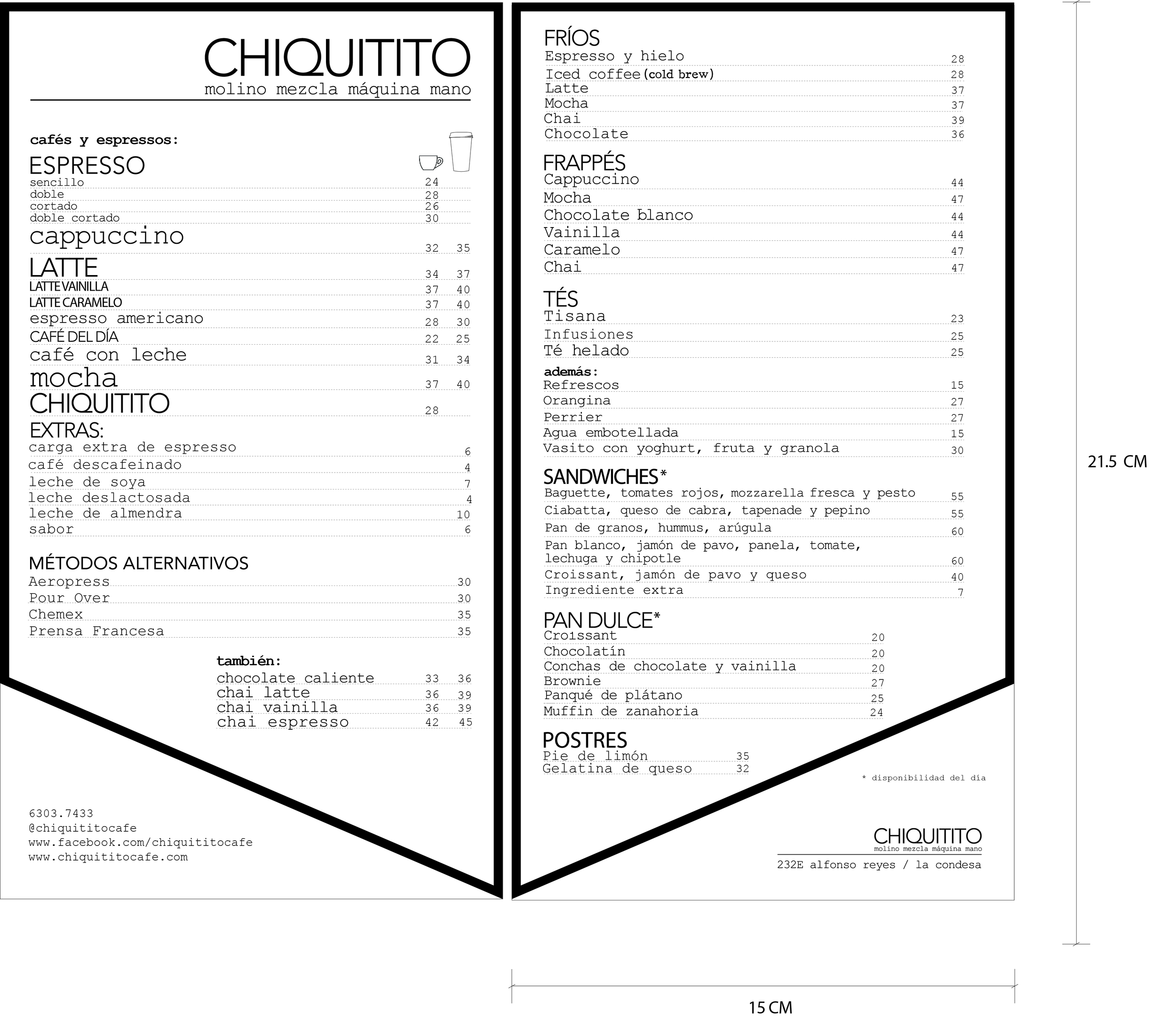 Menu Chiquitito Cafe 2013.jpg