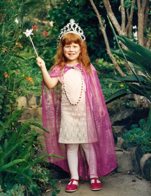 I am fairly certain that given a cape and a nice tiara,I could save the world.