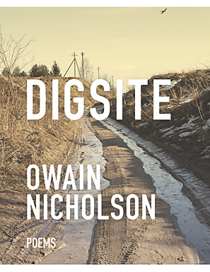 Owain is coming back to Victoria with his first book!