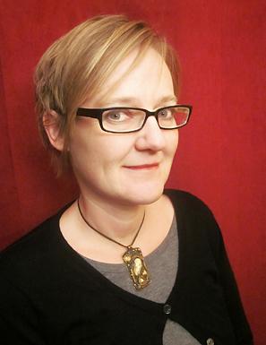 Victoria Poet Laureate Yvonne Blomer