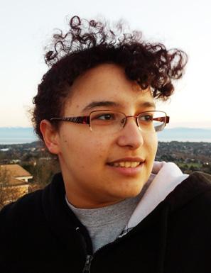 Victoria's Youth Poet Laureate Aziza Moqia Sealey-Qaylow