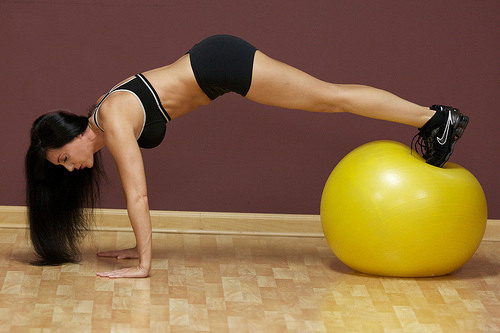 Click here for all things stability ball related.