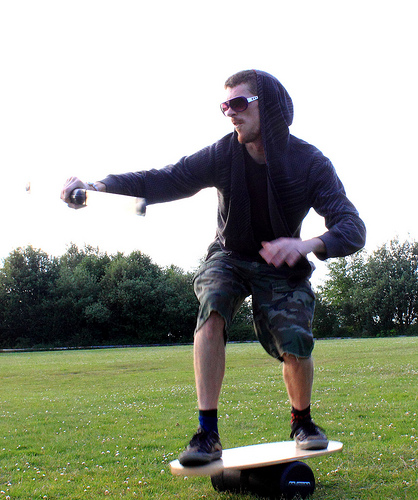 Click here for all things balance board related.