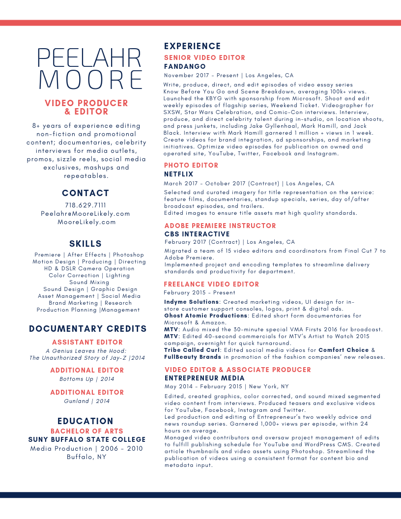 Peelahr Moore Trailer Park Cover Letter and Resume.png