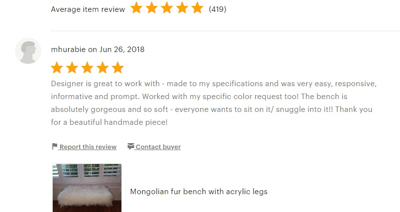 fur bench review