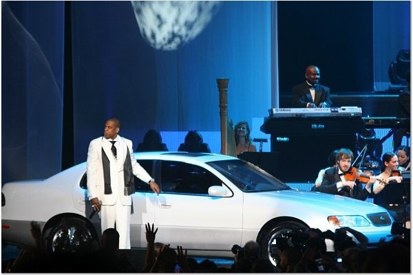 Radio City Music Hall with Jay-Z