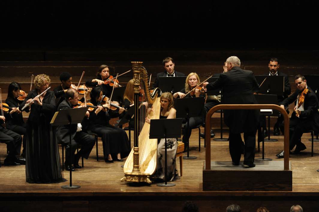Lincoln Center Concerto Debut Avery Fisher Hall