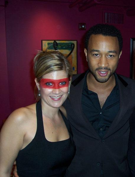 with John Legend
