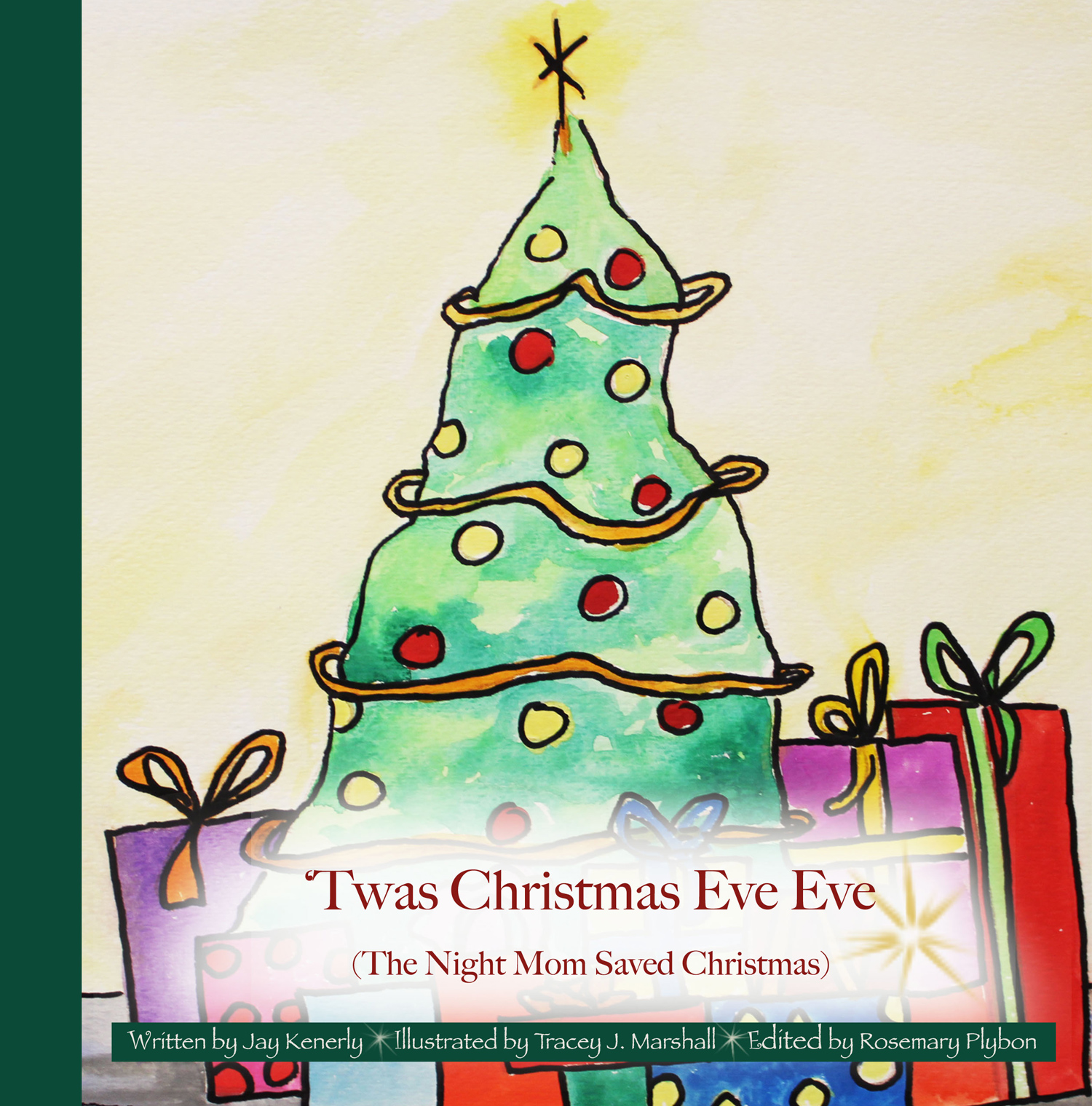 Visit and like the   'Twas Christmas Eve Eve   Facebook page!