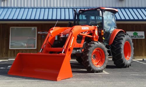 Kubota M5 Tractor