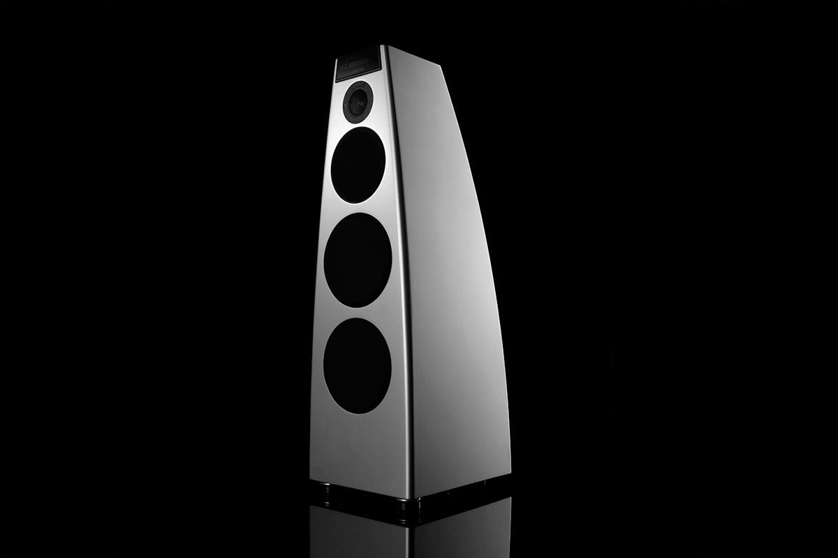 Meridian DSP7200 loudspeaker