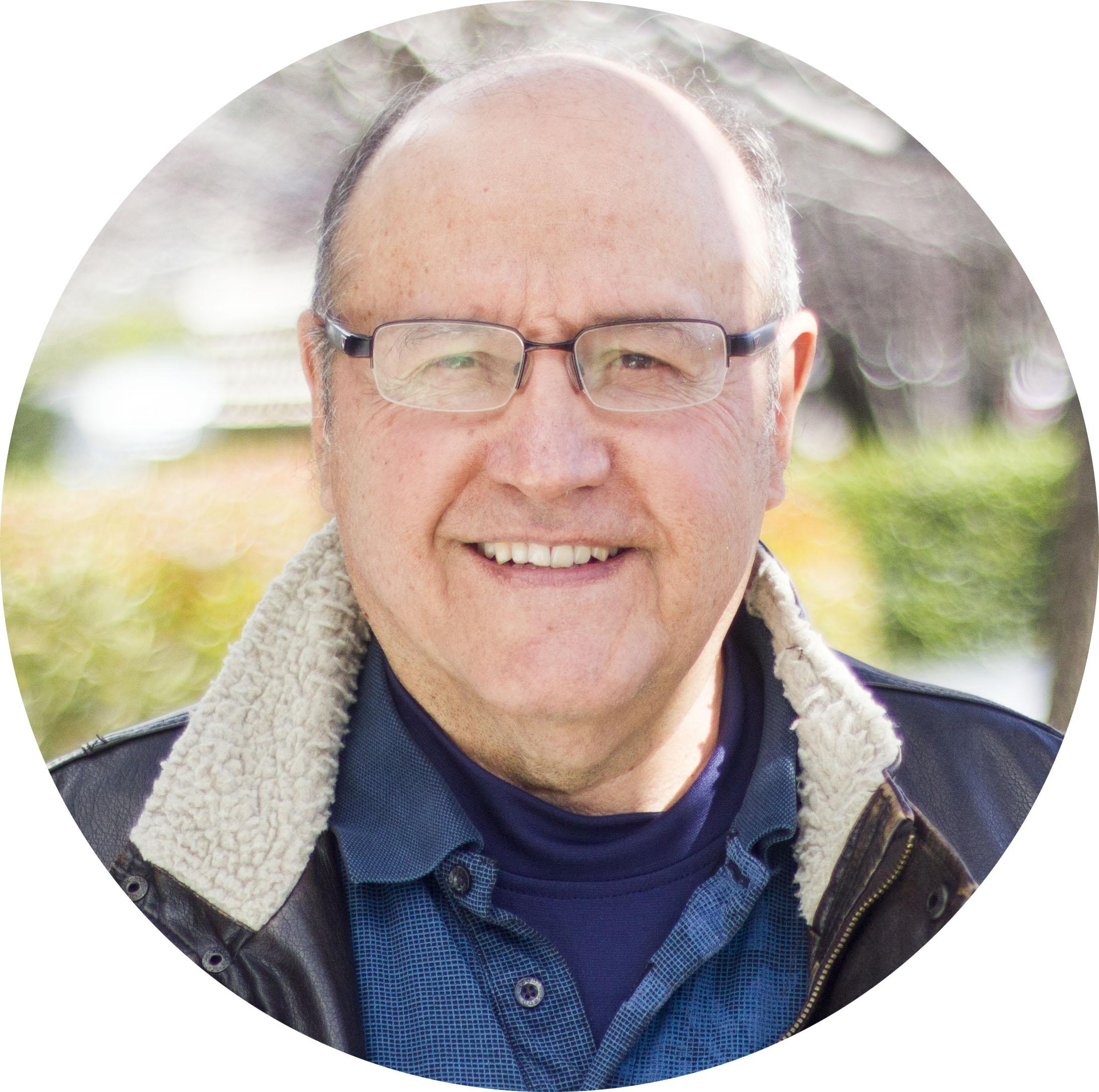 BILL GEORGE   Healing Room Director