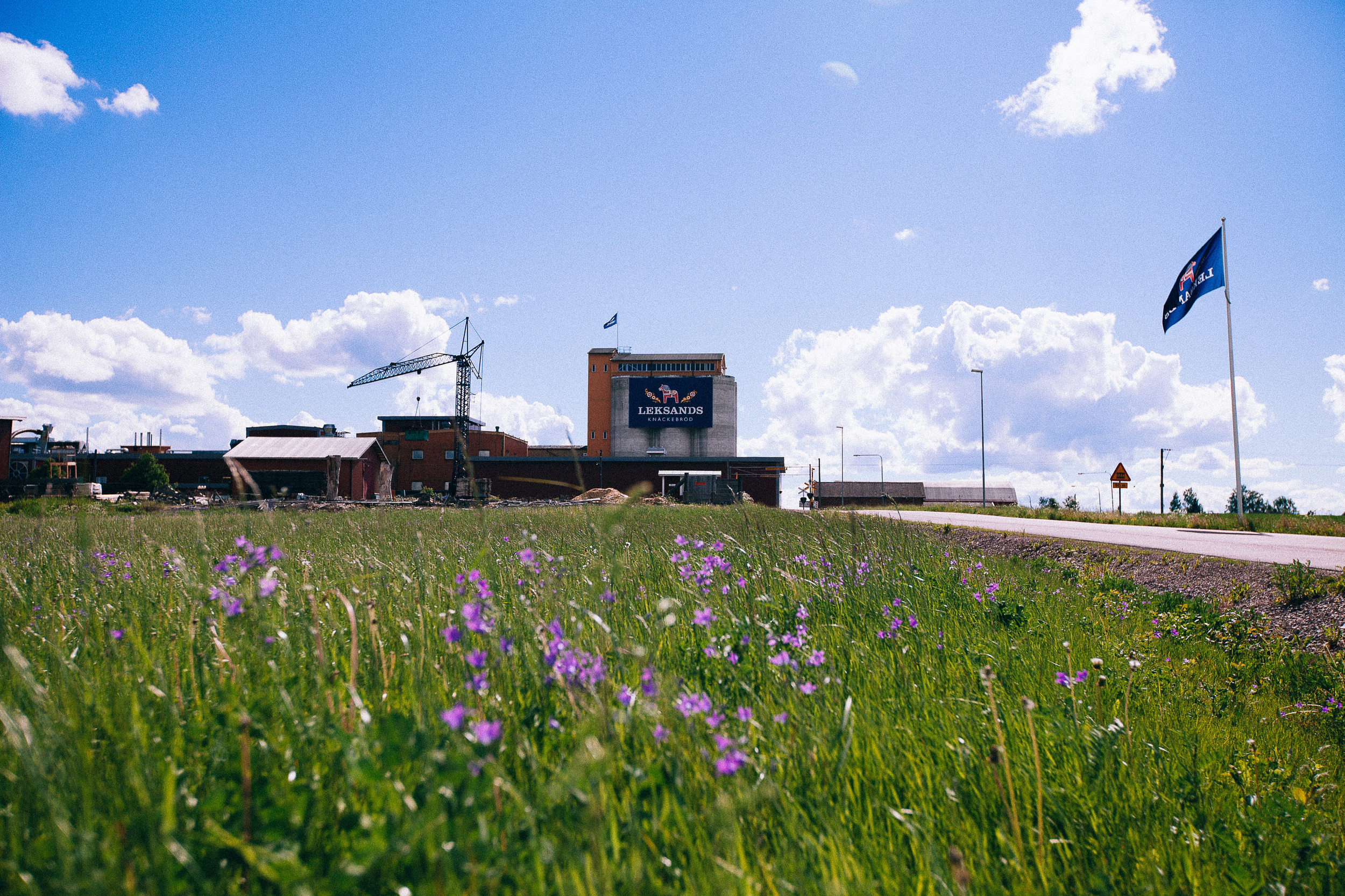 Fabriken i Leksand
