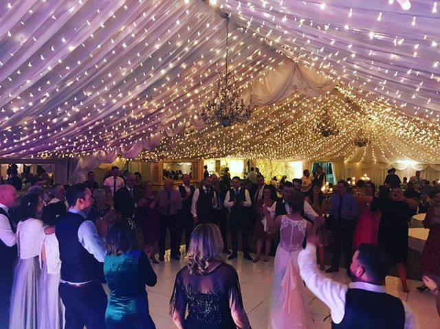 Congratulations Emma & Graham 🎉 #TheMixtapeBand #Weddings #WeddingsBands #weddingentertainment