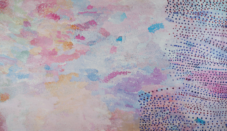 Kathleen Kngale 'Untitled' 121cm x 214cm #11257