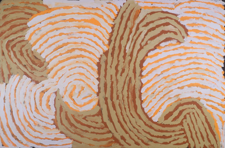 Makinti Napanangka and Narrabri Nakamarra ' 180cm x 120cm #9908