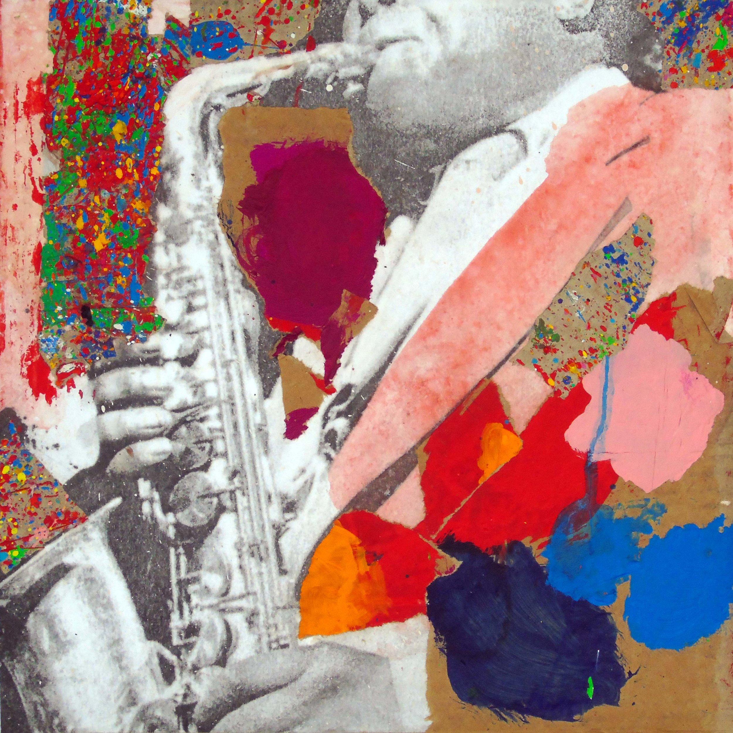 Natino Chirico ' Jazz Solo' #16828