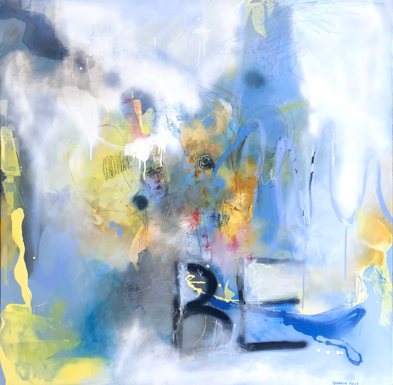 Shannyn Alexene PriceJust Be, 2019 Mixed Media on Canvas 122 x 122 cm.jpg
