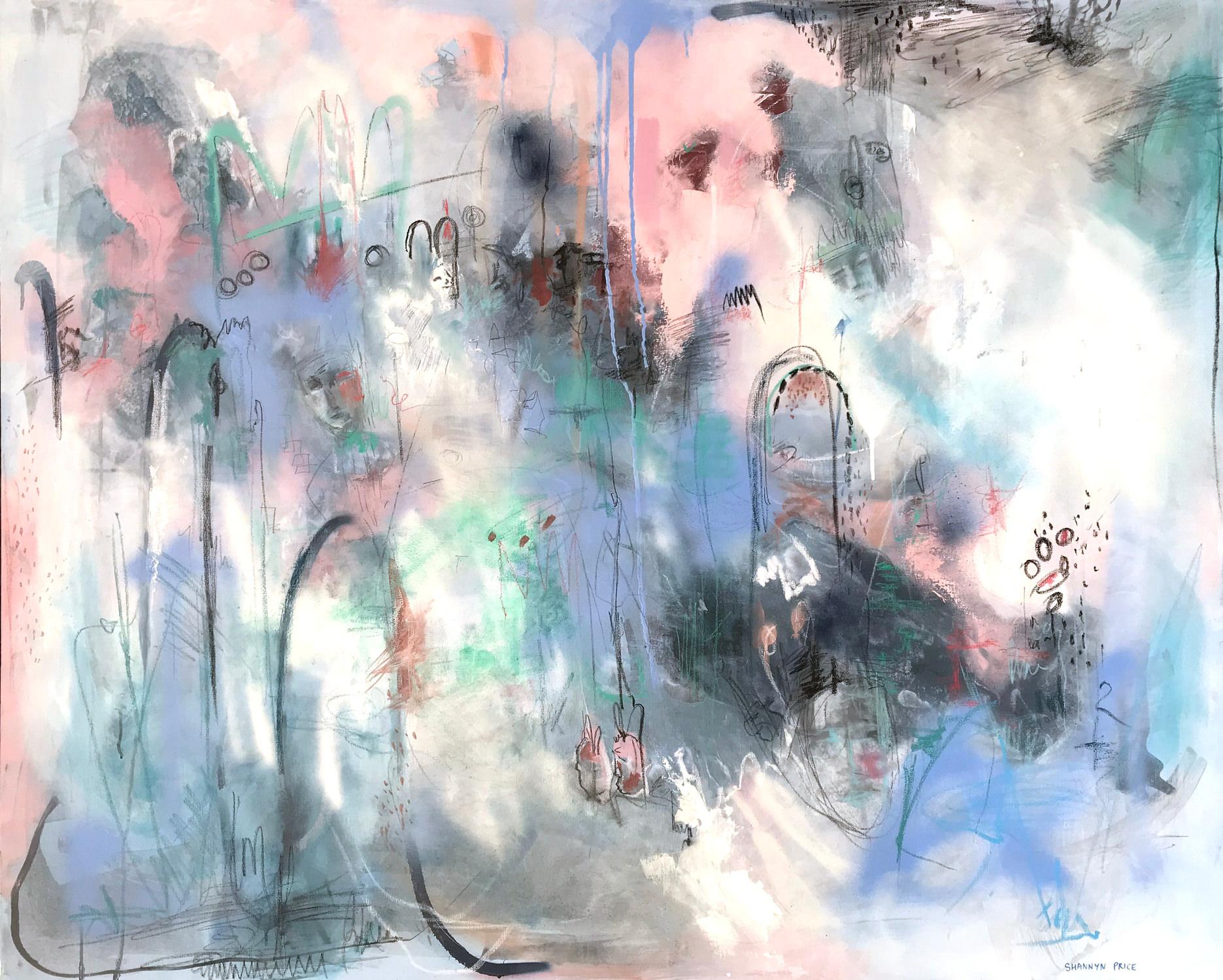 Shannyn Alexene PriceImagine, 2019 Mixed Media on Canvas 152 x 122 cm.jpg