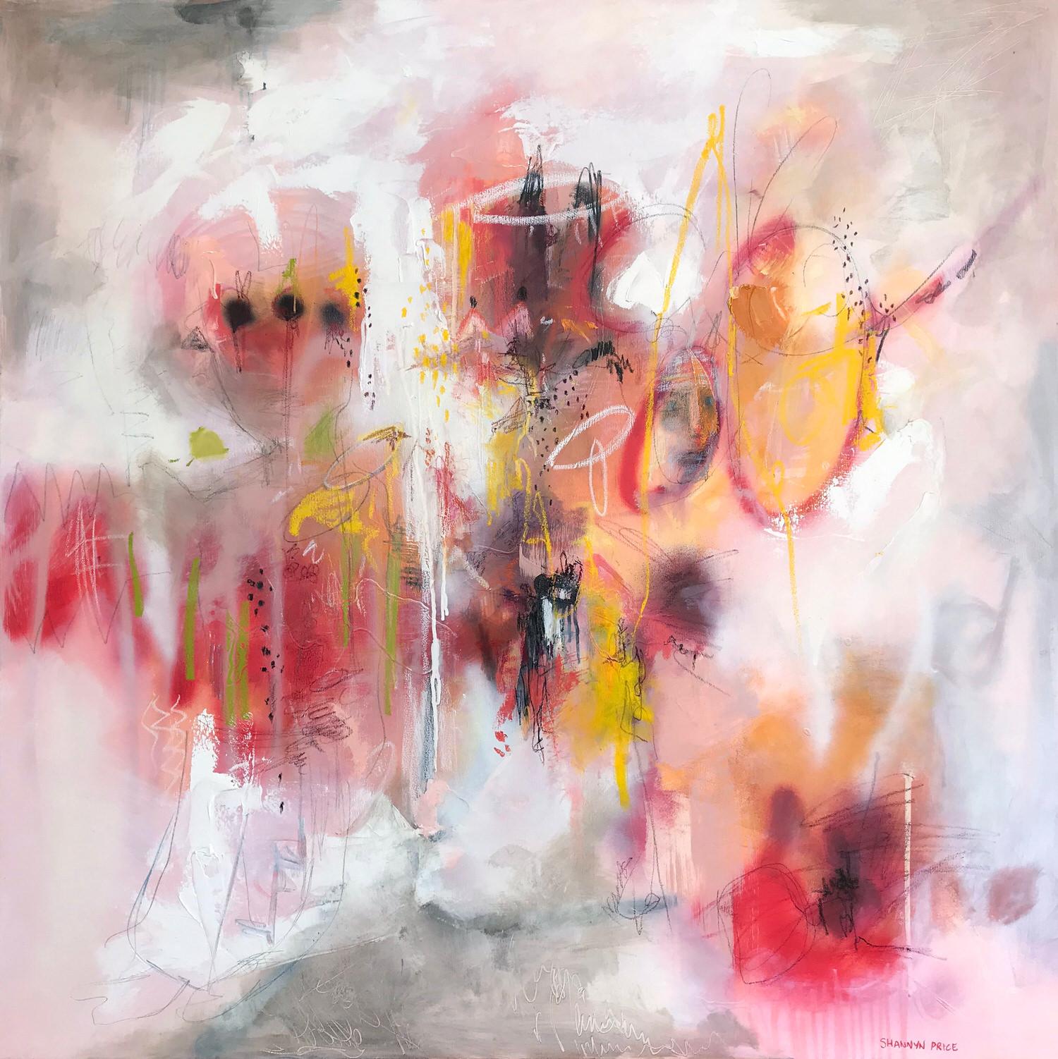 Shannyn Alexene PriceI Make it So, 2019 Mixed Media on Canvas 122 x 122 cm.jpg