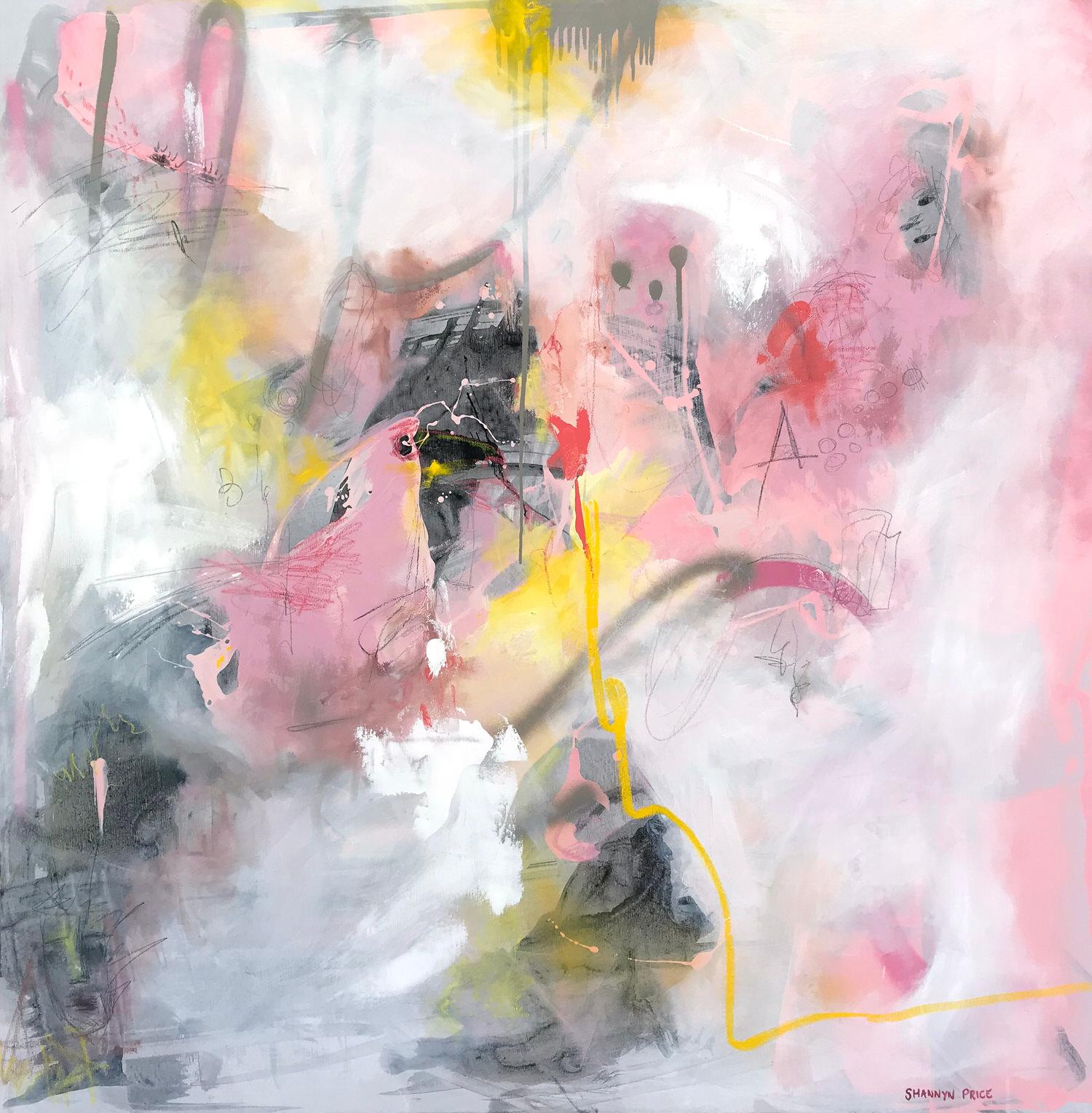 Shannyn Alexene PriceFlutter, 2019 Mixed Media on Canvas 122 x 122 cm.jpg