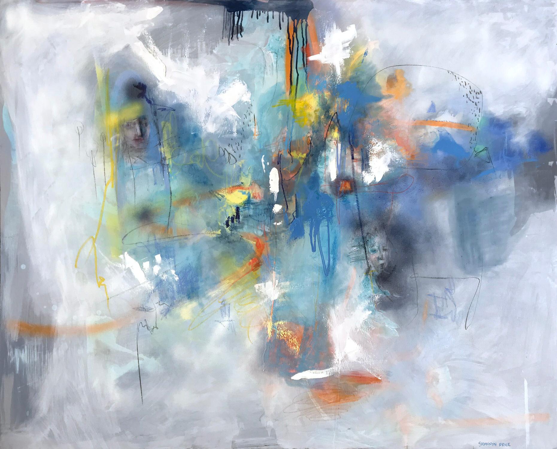 Shannyn Alexene PriceFamiliar Faces, 2019 Mixed Media on Canvas 152 x 122 cm.jpg
