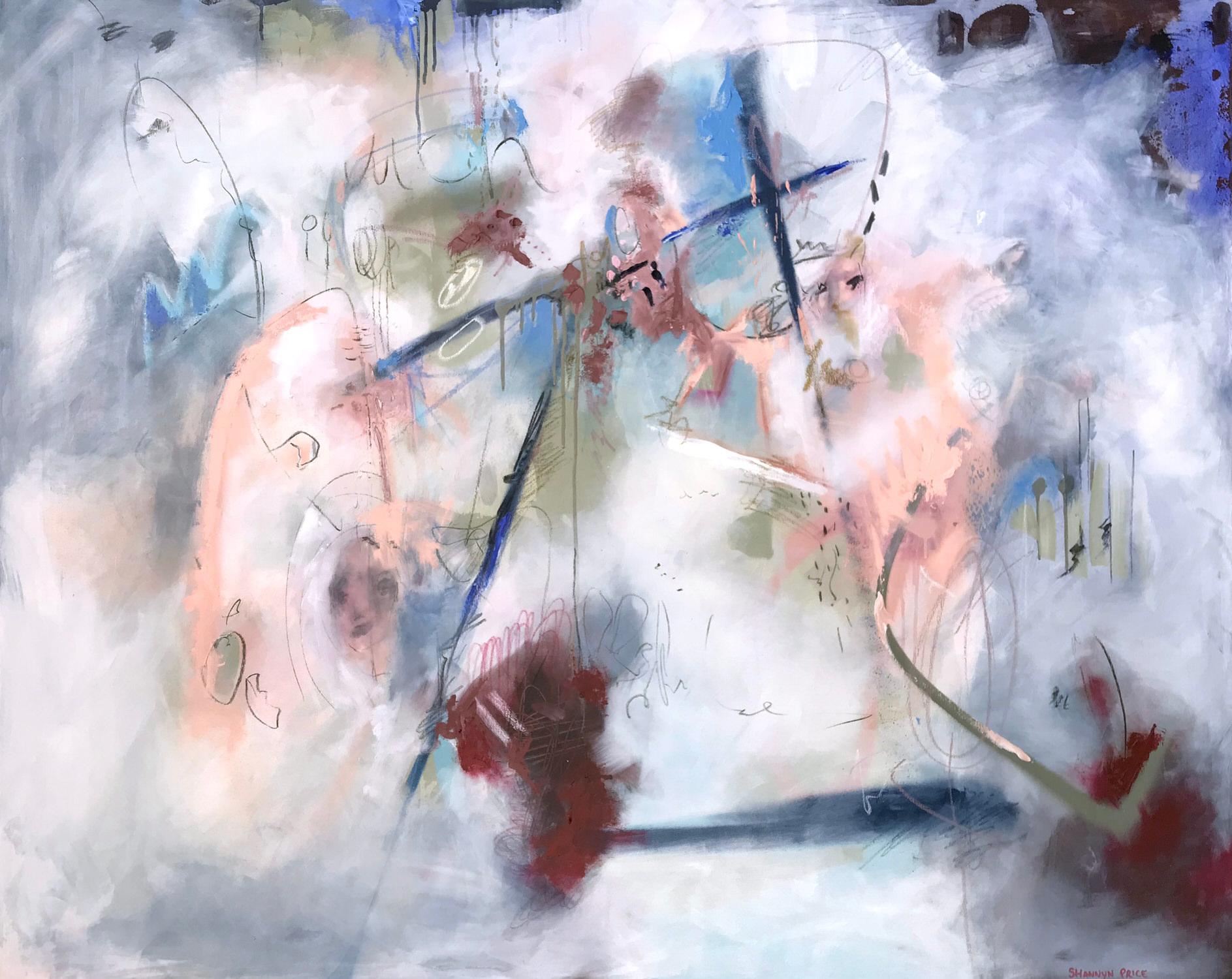 Shannyn Alexene PriceBlurred Lines, 2019 Mixed Media on Canvas 152 x 122 cm.jpg