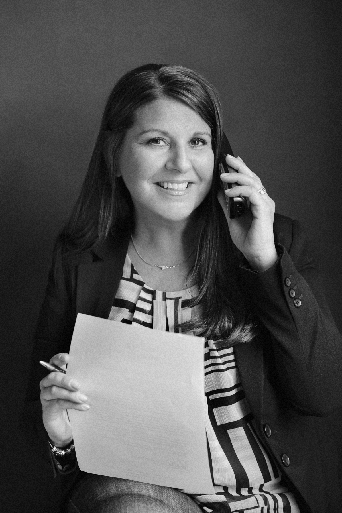 Melissa Foley, Office Manager