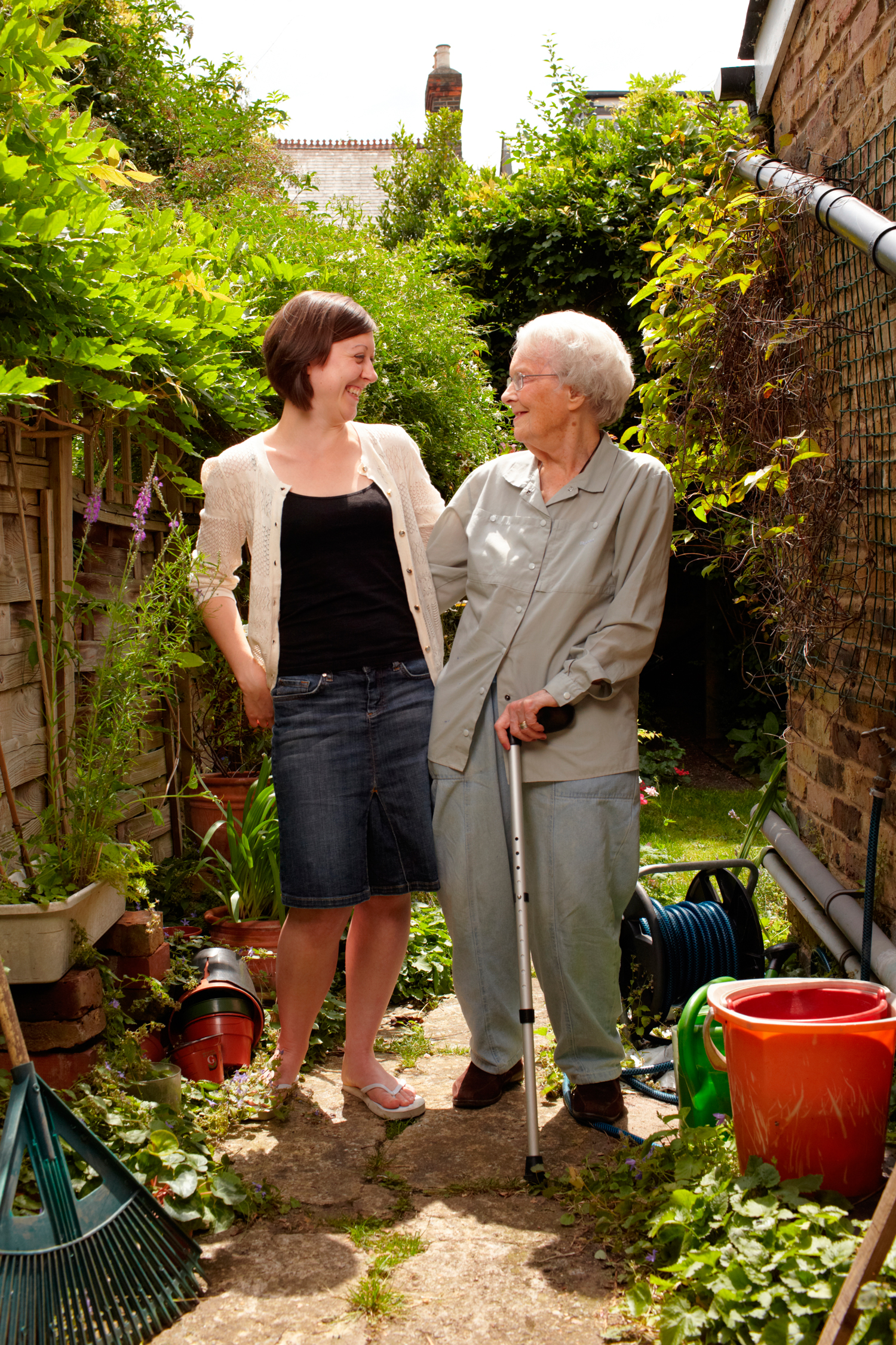 Homeshare - Homesharing is the perfect solution to two perennial problems – the isolation of old age and the poverty of youth.