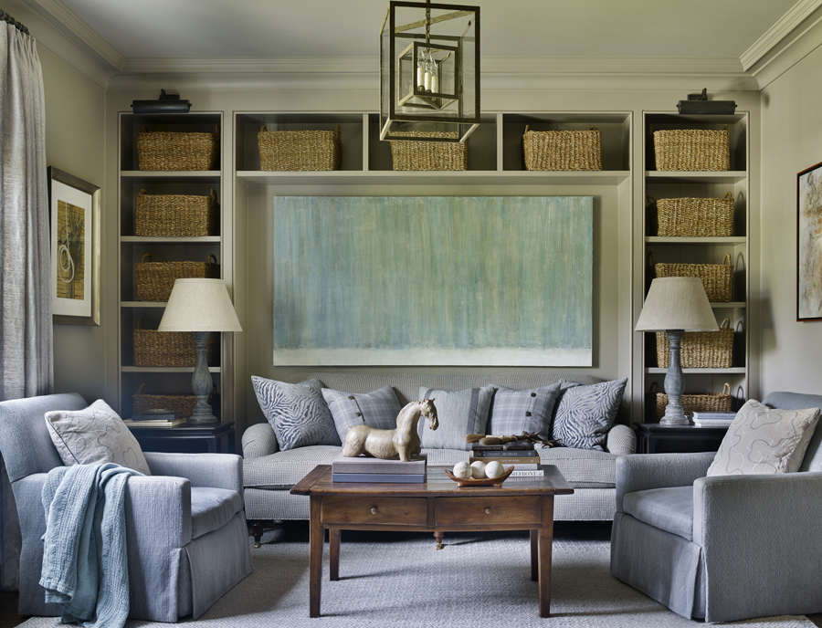 Traditional Home Magazine  |  Courtney Giles Interiors  |  photo by Emily Followill
