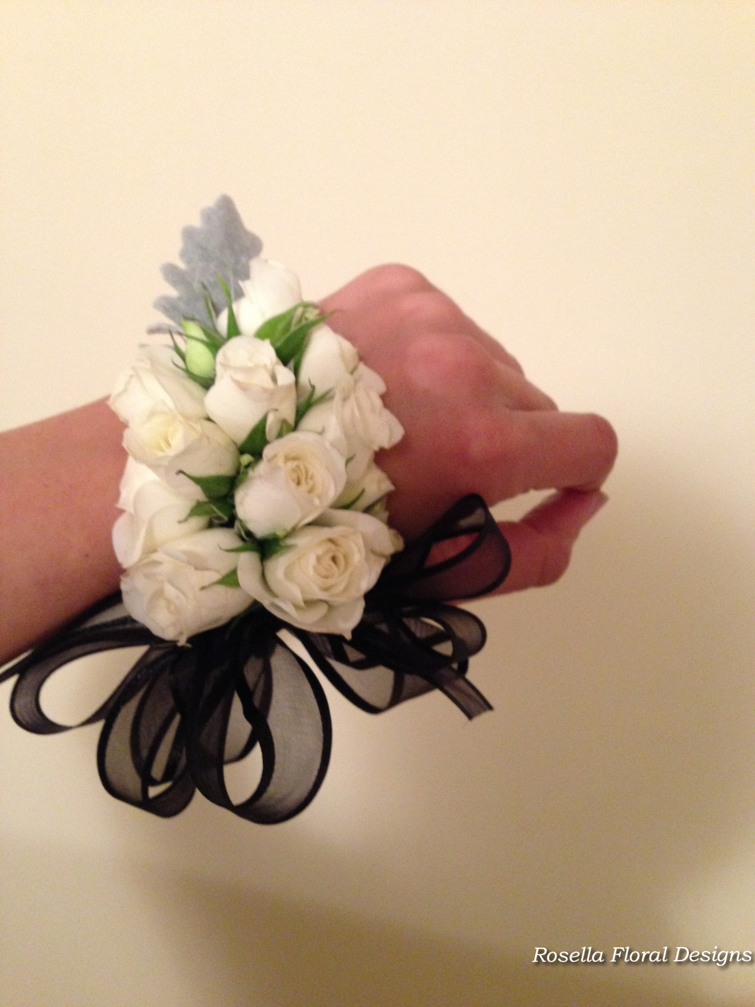 White & black wrist corsage.jpg